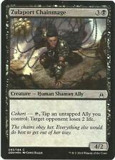 1x Foil - Zulaport Chainmage - Magic the Gathering MTG Oath of the Gatewatch