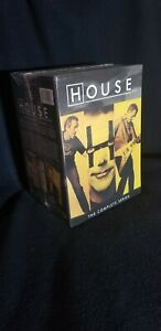 HOUSE MD: The Complete Series (DVD,2012,41-Disc Set) FAST FREE SHIPPING
