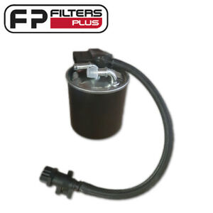 MANN WK 820/18 Fuel Filter - Mercedes Sprinter - 6510901552, 6510902952 - OEM