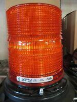 Star Warnign Systems Strobe D/Q Flash Vacuum magnetic mount light, series 255TCV