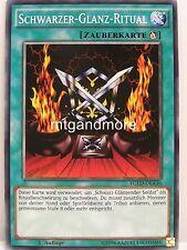Yu-Gi-Oh - 1x Schwarzer-Glanz-Ritual - YGLD - Legendary Decks