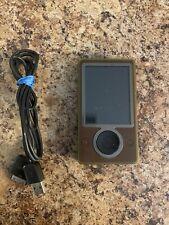 Microsoft Zune 30GB Brown Model 1091 Digital Media Player