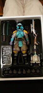 Star Wars Ronin Samurai Boba Fett Meisho Movie Realization Action Figure New 7''