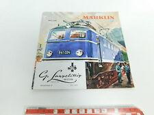 BG916-0,5 # Märklin Katalog 1960/61 D DM (Sans Coupon)