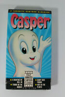 Casper The Friendly Ghost 4 Favorite Cartoon Classics VHS New & Sealed