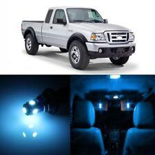 13 x Deluxe Ice Blue LED Interior Light Kit For 1998 - 2011 Ford Ranger + TOOL