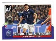 2015 Donruss Soccer International Superstars #35 Olivier Giroud France
