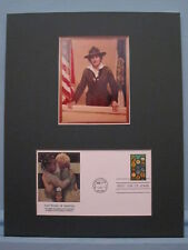 Juliette Lowe and the Girl Scouts and First Day Cover