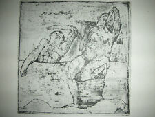 Paul Klee TWO NUDES Limited Edition Lithograph 1947