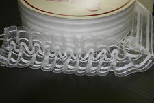 Gardinenband Smokband 2 0 1 L 10 M 60 Mm transparent