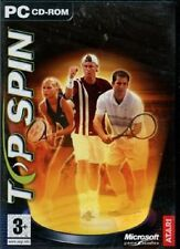 LOGICIEL PC - JEU PC TENNIS CD ROM NEUF TOP SPIN - WIN -98/ME/2000/XP