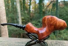 NEAR PERFECT large Sven Lar Michael Kabik - Grade B vintage estate tobacco pipe