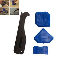 4pcs/Set Silicone Sealant Spreader Spatula Scraper Cement Caulk Removal Tool Hot