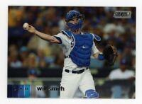 2020 Topps Stadium Club #143 WILL SMITH Los Angeles Dodgers PHOTO BASEBALL CARD