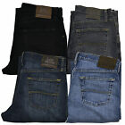 Lee Premium Select Mens Jeans Classic Fit Straight Leg Denim Pants Blue Jean New