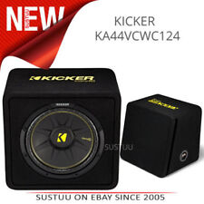 Subwoofers Kicker para coches
