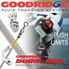 RSV1000 MILLE 1999 Goodridge Build-A-Line Front Brake Lines