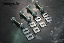 BMW e30 rear subframe camber and toe correction kits with hardware 325i m3 e28