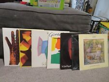 GENESIS 7X VINYL LOT SELLING ENGLAND DUKE ABACAB SELF TITLED INVISIBLE TOUCH ETC