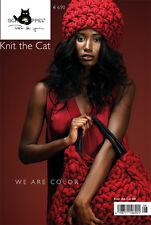Strickheft Knit the Cat Nr. 08 von Schoppel  We are Color