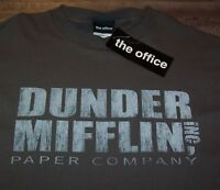 THE OFFICE DUNDER MIFFLIN PAPER COMPANY T-Shirt SMALL NEW w/ TAG