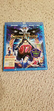 Snow White and the Seven Dwarfs (Blu-ray/DVD, 2009, 3-Disc Set)