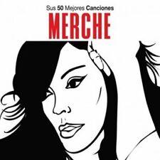 MERCHE - SUS 50 MEJORES CANCIONES 3CDS [CD]