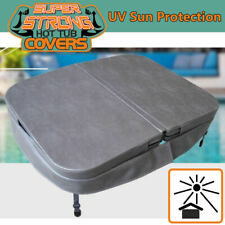 More details for sunbeach hot tub covers - strong durable lockable lid reinforced foam 4