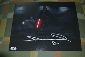 DANIEL NAPROUS signed autograph In Person 8x10 (20x25 cm) STAR WARS ROGUE ONE