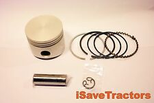 "KOHLER  K301 12HP PISTON KIT WITH RINGS .010"" Size 4787408"