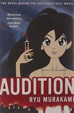 Audition par Ryu Murakami Livre de Poche 9781408800720 Neuf
