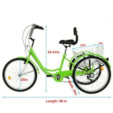Adult Tricycle 24