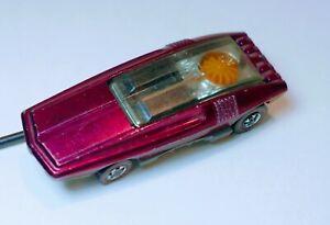 1970 Hot Wheels Redline Whip Creamer in USA Magenta