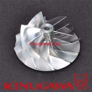 Kinugawa Billet Turbo Compressor Wheel Mitsubishi GMC TD06-17C GMC 4.3L Typhoon