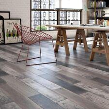 Multi Wood Effect Porcelain Tile 15 x 90 cm Anti Slip Tiles CUT SAMPLE