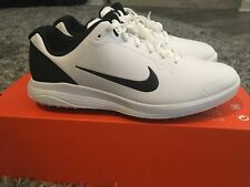 New listing New Nike Infinity G White/Black Golf Shoes Men 8.5 Women 10 CT0531-101