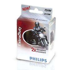 2PZ Lampadine Philips Extra Duty P21 5V 21/5w Ricambi Moto 12499ED  2xVibration