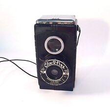 Clix-O-Flex Camera Reflex Style 1940s Bakelite Art Deco Metro Industries USA 127