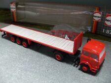 1/87 Herpa Iveco Magirus Deutz turbo nes-SZ + directivo rojo 808276