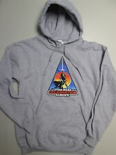 STAR WARS CONVENTION GREY MENS HOODY S NEW Sweater/Top/Jumper/Sweatshirt SMALL