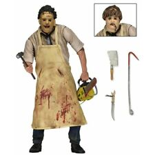 "Texas Chainsaw Massacre 7"" Figure 40th Anniversary Ultimate Leatherface"
