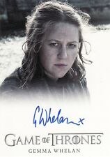 Game of Thrones Season 3 Gemma Whelan as Yara Greyjoy Auto Card