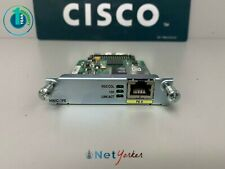 Cisco HWIC-1FE • 1-Port High-Speed WAN Interface Card ■Same Day Shipping■