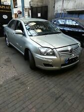 TOYOTA AVENSIS SALOON 2.0 DIESEL 05-06-07-08 WHEEL NUT (BREAKING/PARTS/SPARES)