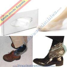 2000 Calzas o Calcetines de Plastico Polietileno probar zapatos zapateria bolera