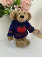 Boyds Bear Dexter Archive Collection Retired Original Tags Bearware Navy Sweater