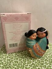 Enesco 1994 Friends Of The Feather Love For Many Moons 115703 Figure w/ Box