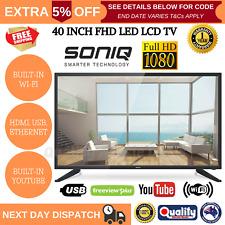 SONIQ F40FV17C-AU 40 in. Full HD LED LCD Smart TV