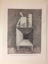ALBERTO GIACOMETTI, 'Surrealist Composition ' mini print, Tate Modern , 2017