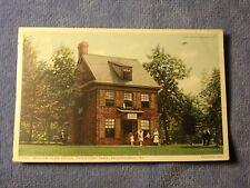 Vintage Postcard William Penn House, Fairmont Park, Philadelphia, Pa.